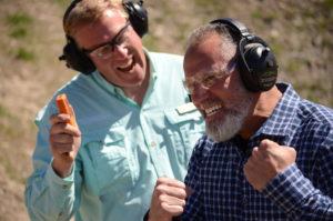 Shepard Humphries Long Range Shooting