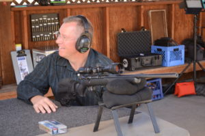 about long range shooting experience instructors Scott Austin