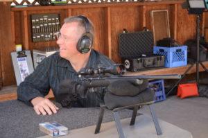 about long range shooting experience instructors Scott Austin