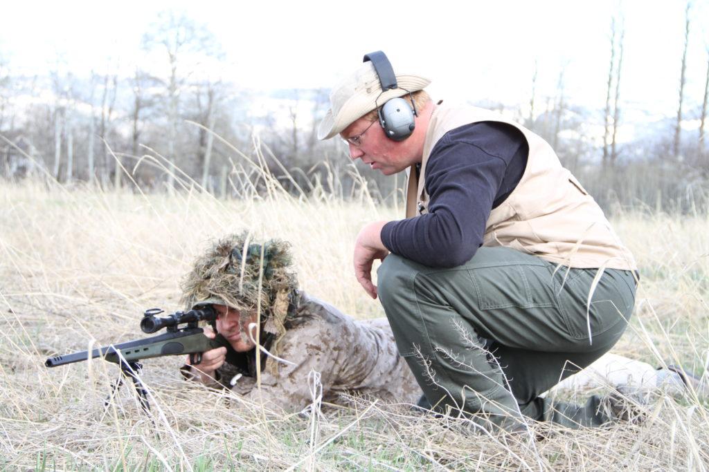 Civilain Sniper School