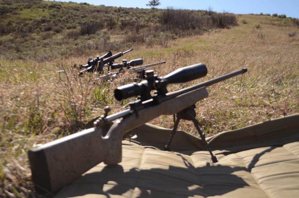 One Mile Club Shooting