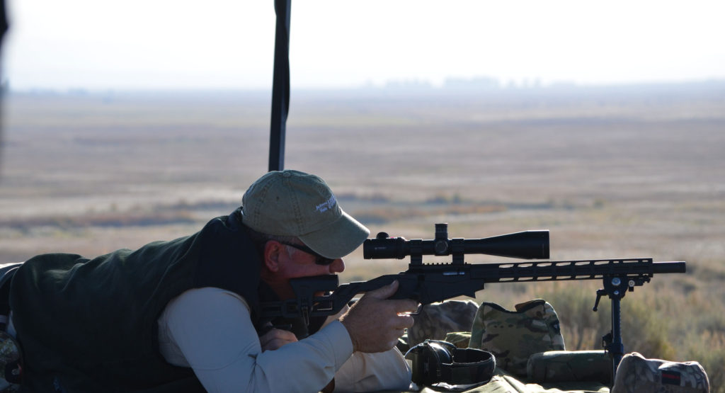 elr two mile shooting experience